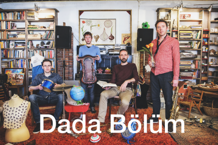 Dada Bolum , website tim band pagina foto