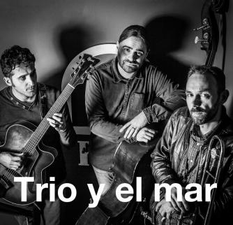 Trio y el mar, website tim band pagina foto